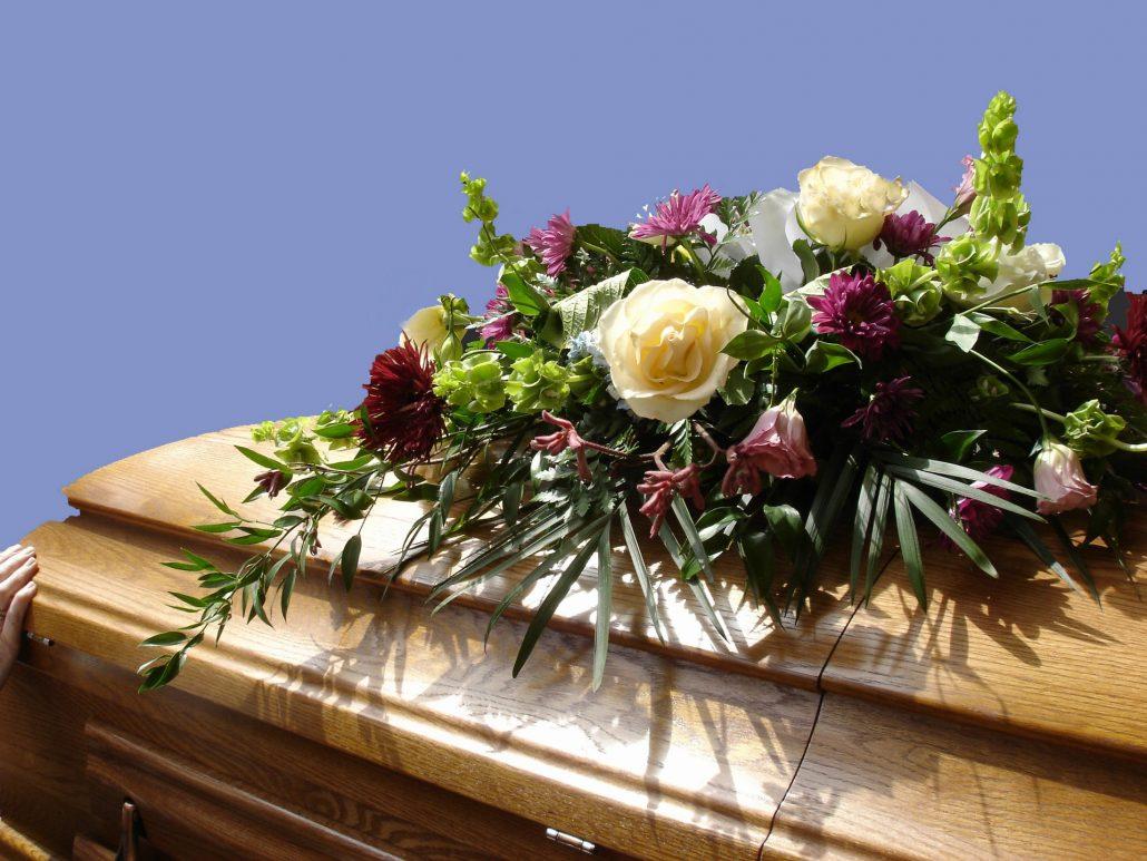 Smútočné kytice