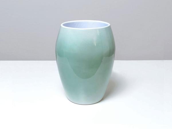 Keramická váza na kvety